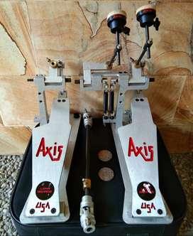 Double pedal Axis AL2 Longboard