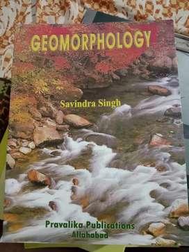 Geomorphology by Savindra Singh