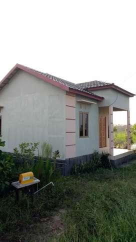 Disewakan sebuah rumah di handil bakti dekat UMB
