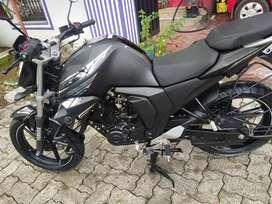 Yamaha Fz V2 2018 Single use