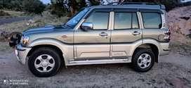 Mahindra Scorpio 2009 Diesel 94500 Km Driven