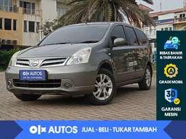 [OLXAutos] Nissan Grand Livina 1.5 XV A/T 2011 Abu-abu