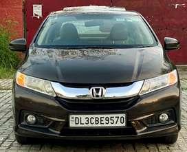 Honda City 2014-2015 i DTEC VX, 2014, Diesel