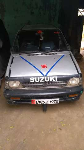 Maruti Suzuki 800 2006 CNG & Hybrids Good Condition