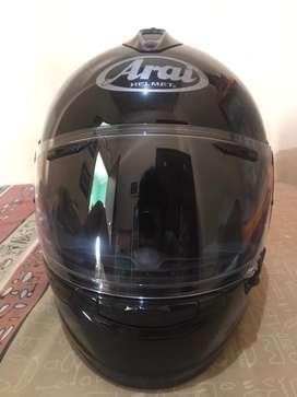 Dijual Helm Arai Vector X Black Glossy