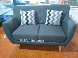 sofa minimalis harga ekonomis
