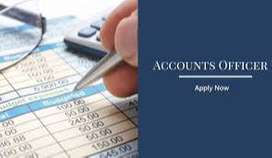 Account& finance officer (Male) .5+yrs exp with Bcom