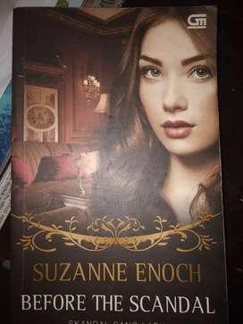 Novel Before the scandal