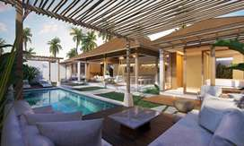 Brand New Beach Front Villa Lombok