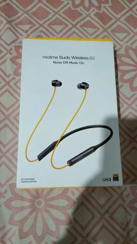 realme Buds wireless pro