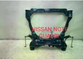 NISSAN NOTE MAIN ENGINE GUADRI
