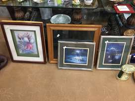 Imported Mirrors and Photo Frames & Paintings sceneries home decor