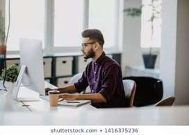 Girls and boys are required for tellecaller job