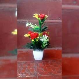 I manufacture artificial Flowerpot