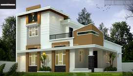 Residential area villa with 5 cent plot Rs.5000000