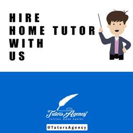 Tuition / Tutor Available (100% Results)