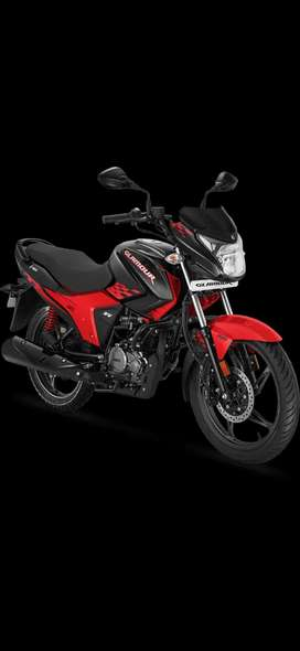 Hero Glamour new bike is on sell. Unuse for some months