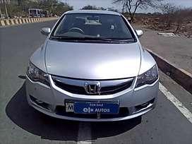 Honda Civic 1.8 V MT, 2009, Petrol