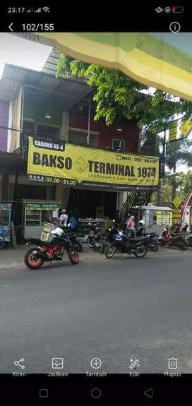 Ruko Murah pinggir Jalan Semanding Sengkaling Malang