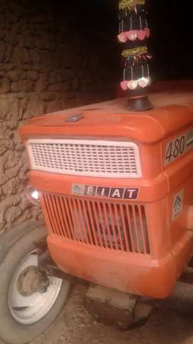 Tractor fiat 480 model 2004 for sale in Attock