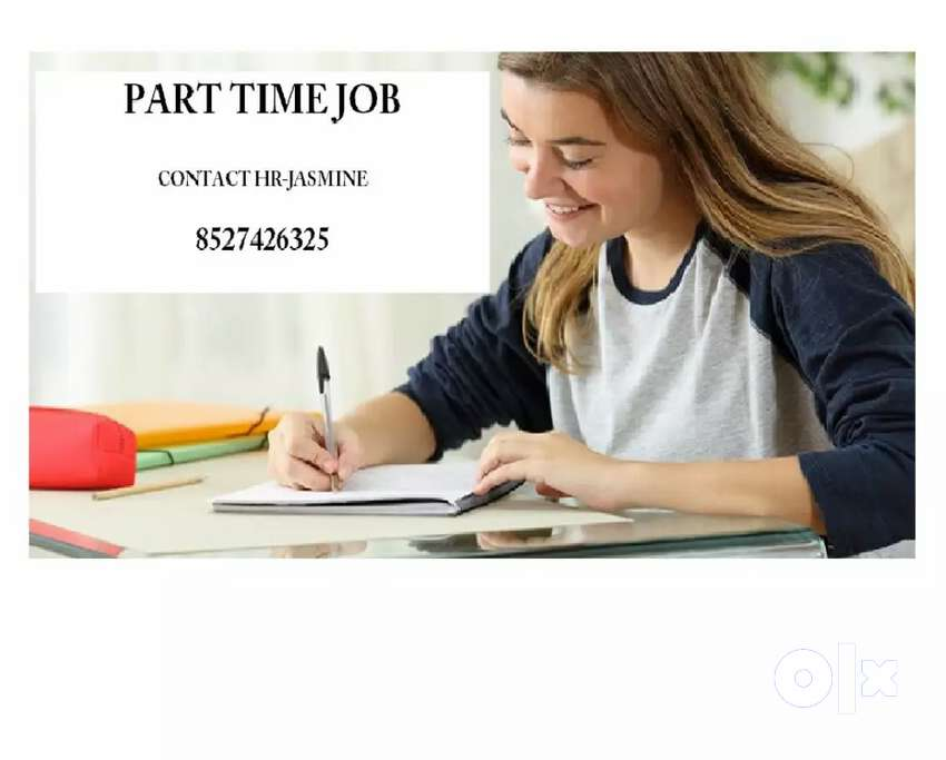 Home based part time job for handwriting work 0