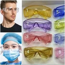 Kacamata Sepeda Motor / Kacamata Proyek