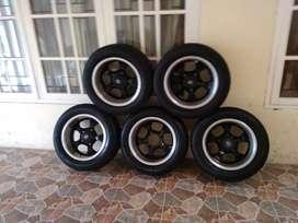 Velg R 15 Rp 2 JT 500rb