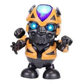 SR Robot Dance Hero Bumblebee