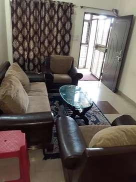 3bhk fully furnished independent flat in tilak nagar