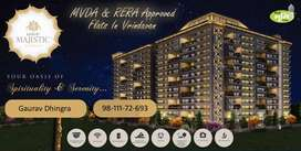 2 BHK Flat in Vrindavan, Near to Asia's biggest 400 acre park