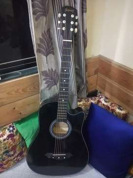Juarez 18 fret guitar (Black)