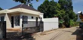 Dijual rumah baru cluster di Cilodong..unit terbatas..