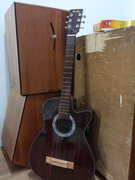 Gitar akustik manja