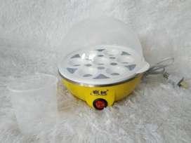 PROMO -Egg Boiler Cooker Electric Pengukus Rebus Telur Elektrik Dapur