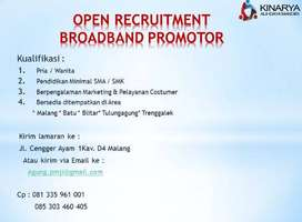 Promotor Broadband
