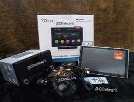 • Asuka Ak 2000 Headunit Android RAM 4/32 Gb layar 10 inch