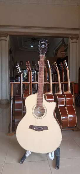 Gitar Akustik Original Artcoustic Medium Trussrod(Garansi)