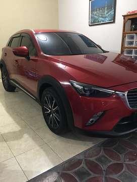 Mazda CX3 GT AD- an. Sendiri