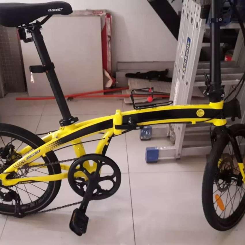 Element ecosmo 9 bike to work