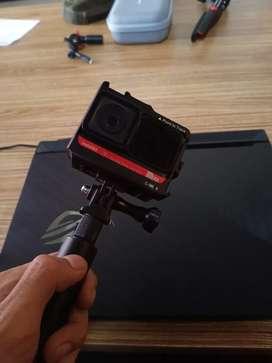 Insta 360 one R lensa wide standar