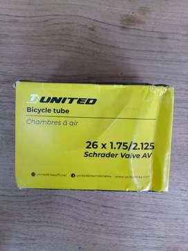 Ban dalam 26 x 1.75/2.125 united