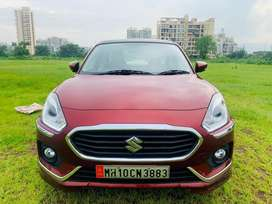 Maruti Suzuki Swift Dzire ZXI Plus AMT (Automatic), 2018, Petrol
