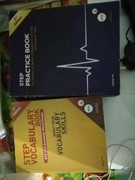 MCAT STEPS academy books