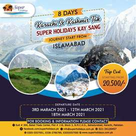 Super Holidays Travels and tours