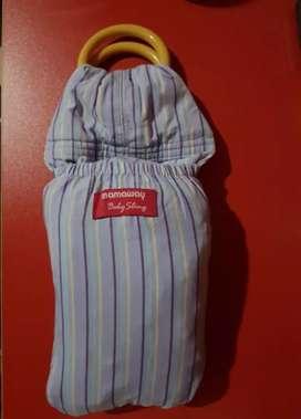 Preloved mamaway baby sling gendongan