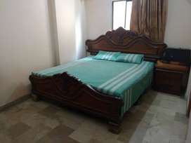 first floor 2 bed lounge in nazimabad # 3