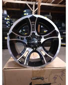 velg crank ring 16 pcd 6x139,7 untuk mobil mazda bt50 l200 panther
