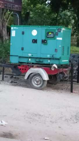 10 KVA silent generator Jackson commons ka hai
