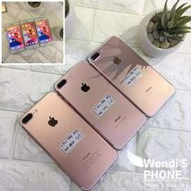 iPhone 7 Plus 128gb ex inter rose gold