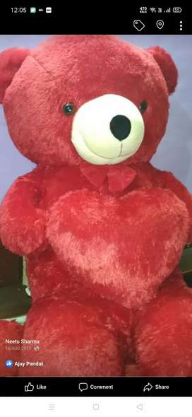 Teddy of 7ft